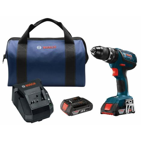 18V Compact Tough 1/2 In. Hammer Drill/Driver Kit