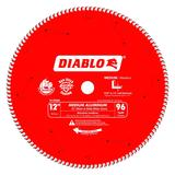 12 in x 96 Tooth Medium Aluminum Saw Blade