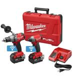 M18 FUEL™ 2-Tool Combo Kit with ONE-KEY™ (Reconditioned)