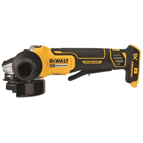 DEWALT 4.5-in 20-Volt Max Cordless Angle Grinder (Battery Not Included)