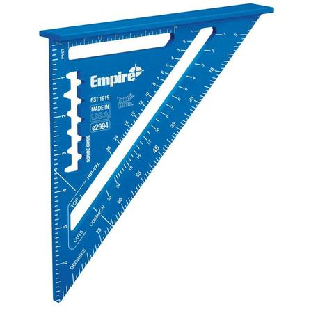 7 in. True Blue® Laser Etched Rafter Square
