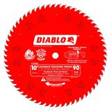 10 in x 90 Tooth Ultimate Polished Finish Saw Blade