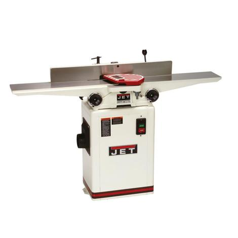 6 In. Long Bed Jointer with Helical Head Kit