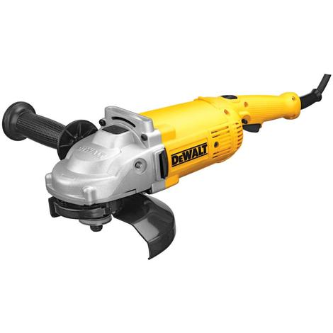 7 In. 8,500 rpm 4 HP Angle Grinder