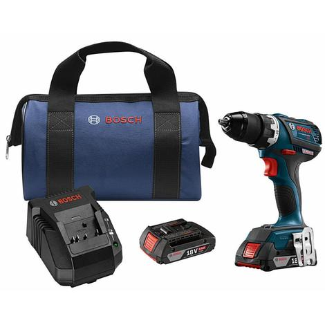 International Tool coupon: Bosch 18V EC Brushless Compact Tough 1/2 In. Drill/Driver Kit