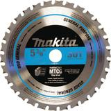 5-3/8 in. 30T Carbide-Tipped Saw Blade, Metal/General Purpose