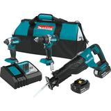 18 Volt LXT Lithium-Ion Brushless Cordless Combo Kit (3-Tool)