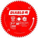 7-1/4 in x 60 Tooth Ultra Finish Saw Blade