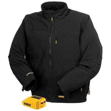 Heated Soft Shell Work Jacket, L