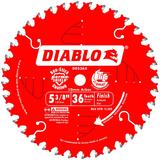 5-3/8 in x 36 Tooth Finish Trim Saw Blade