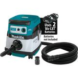 18V X2 LXT® Lithium-Ion (36V) Brushless Cordless 2.1 Gallon HEPA Filter Dry Dust Extractor/Vacuum, Tool Only