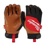 Leather Performance Gloves - L