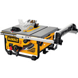 *Open Box Item* 10 In. Compact Job Site Table Saw