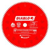 12 in x 100 Tooth Ultimate Polished Finish Saw Blade