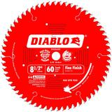 8-1/2 in x 60 Tooth Fine Finish Saw Blade