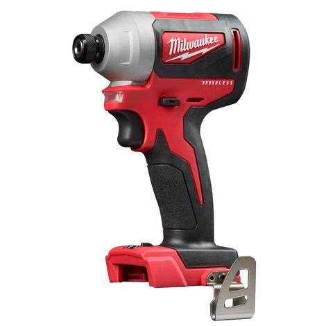 Milwaukee M18? Brushless 1/4 in. Hex 3 Speed Impact Driver Bare Tool