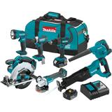 18V LXT® Lithium-Ion Cordless 7-Pc. Combo Kit (3.0Ah)