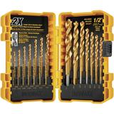 21-pc Titanium PP Drill Bit Set