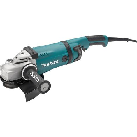 9 In. Angle Grinder, No Lock-On/Lock-Off