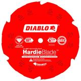 10 in x 6 Tooth (PCD) Fiber Cement HardieBlade
