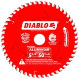 5-3/8 in x 50 Tooth Medium Aluminum Cutting Saw Blade
