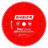 TrexBlade™ 12 In. x 84 Tooth Composite Decking Miter Saw Blade