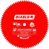 10 in x 80 Tooth Medium Aluminum Saw Blade