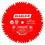 10 in x 50 Tooth Combination Saw Blade