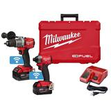 M18™ FUEL™ Hammer Drill/Impact with One Key™ Combo Kit