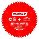 10IN x 40T General Purpose Saw Blade