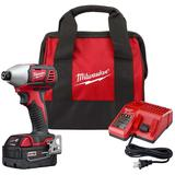 M18 1/4 IN Hex Impact Driver Kit