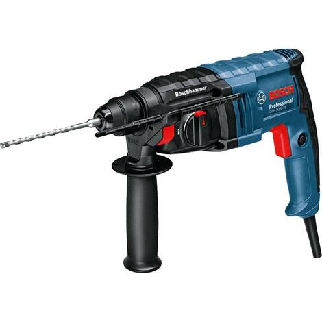 Corded 240 V Rotary Hammer Drill with SDS Plus